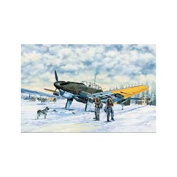 Junkers JU-87B 2/U4 Stuka 1/32