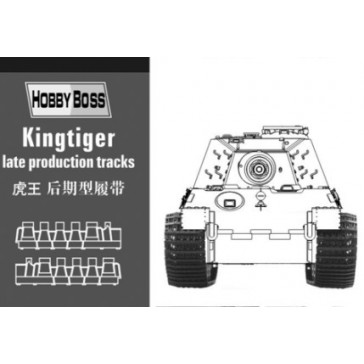 Kingtiger late Tracks 1/35