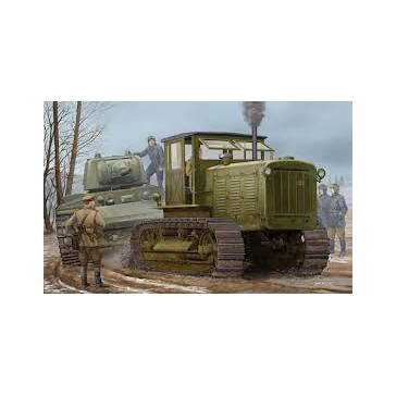 Russian ChTZ S65 Tractor Cab 1 1/35