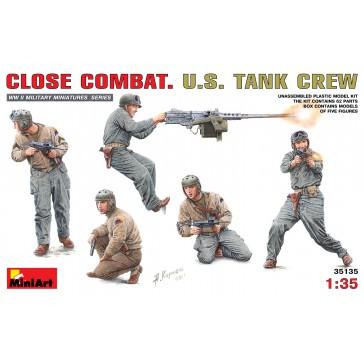 Close Combat US Tank Crew 1/35