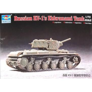 Russian KV-2 Tank 1/72