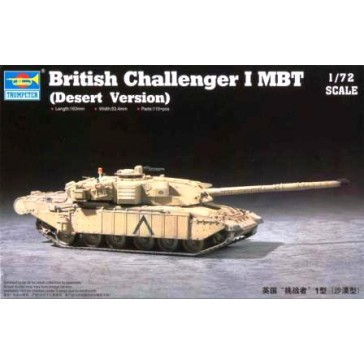Challenger 1MBT 1/72