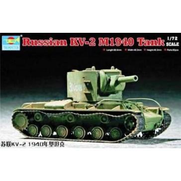 KV-2 '40 Tank 1/72
