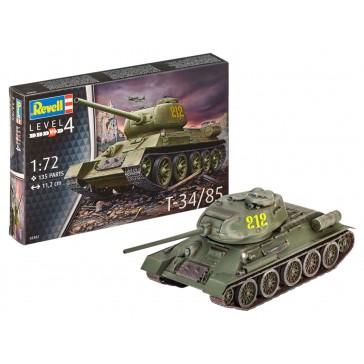 T-34/85 1:72