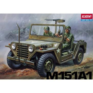 M-151A1 UTILI. TRUCK 1/35