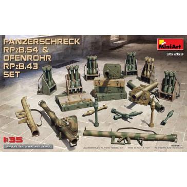 Panzerschrek RPzB54 & RPzB.43 1/35