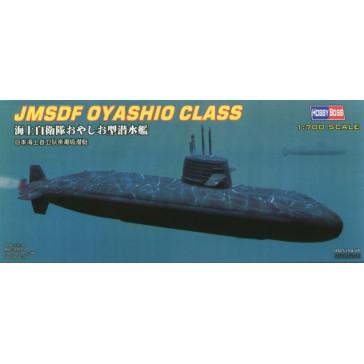 JMSDF Oyashio Class 1/700