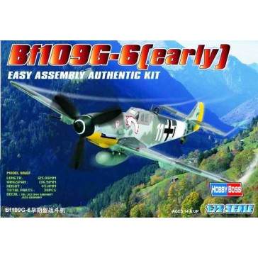 Bf109 G-6 (early) 1/72