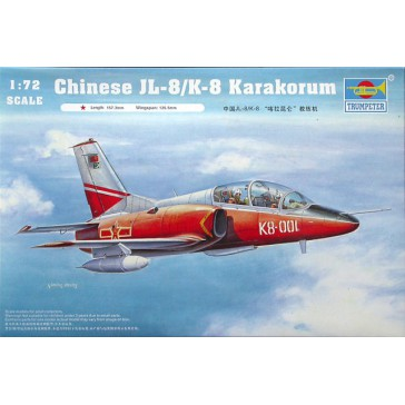 K8 Karakorum Trainer 1/72