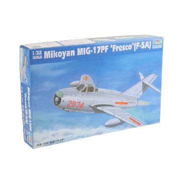 Mikoyan Mig-17PF F5A 1/32