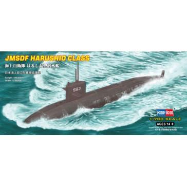 JMSDF Harushio Class 1/700