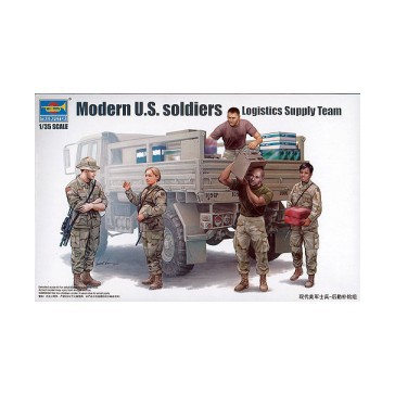 Modern US Soldiers 1/35
