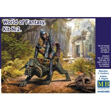 World of Fantasy Kit n°2 1/24