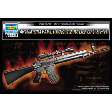 AR15/M16/M4 Family MK12 Mod0-1 1/3