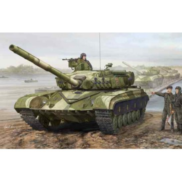 Soviet T64A Mod 1981 1/35