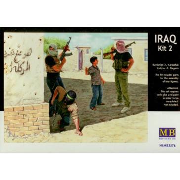 Insurgents Iraq 1/35