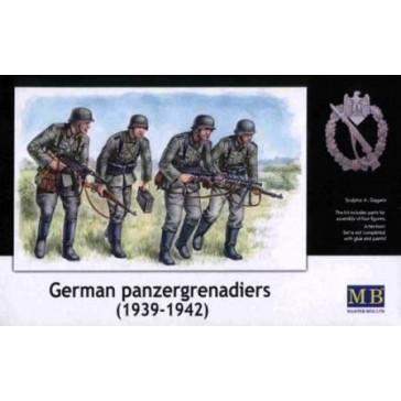 Ger. Panzergrenadiers'39'42 1/35