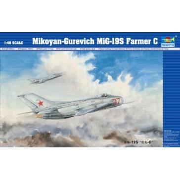 Mig-19S Farmer C 1/48