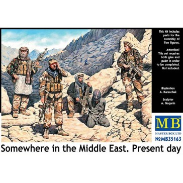 Somewhere Middle East Present 1/35
