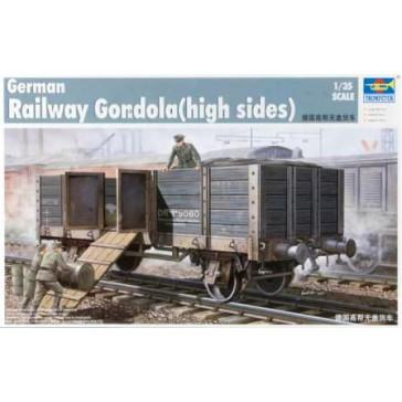 Germ.Railway Gondola 1/35
