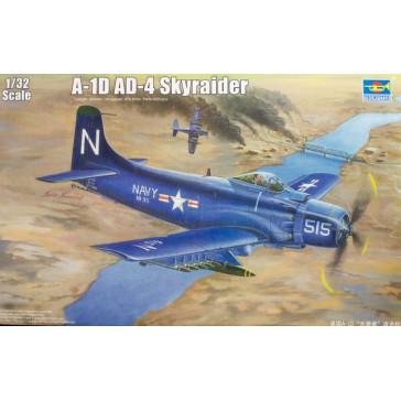 A1D AD4 Skyraider 1/32