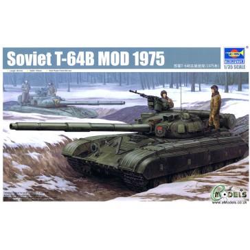 Soviet T64B Mod 1975 1/35