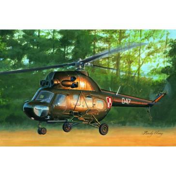 Mim mi-2US Hoplite Gunship Var 1/72