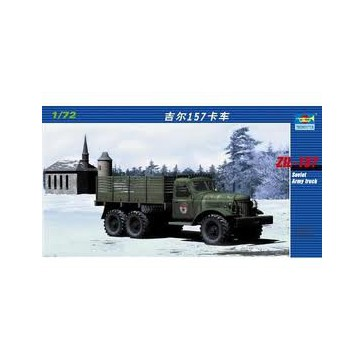 ZIL157 Army Truck 1/72