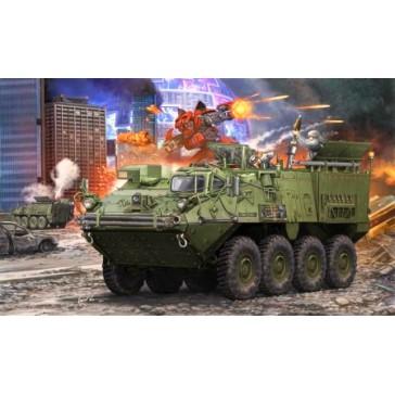 TRUMP.M1129 Stryker+120m.Mortar1/35