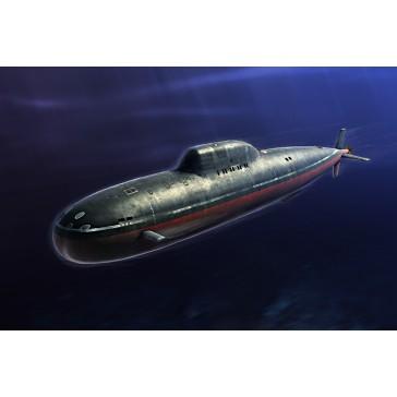 Russian Navy Alfa Class SSN 1/350