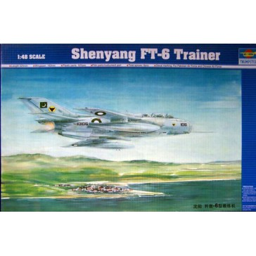 Shenyang FT-6 Trainer1/48