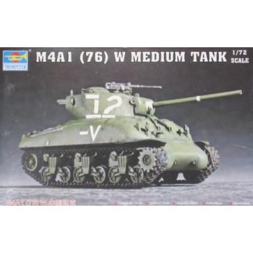 US M4A1 (76)W Tank 1/72