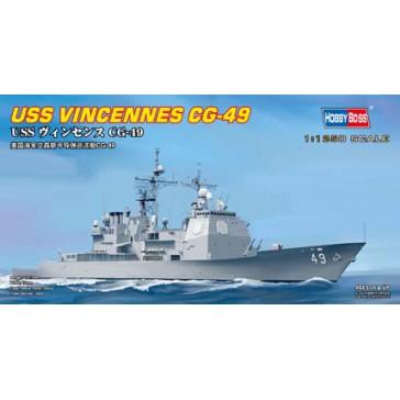 USS Vincennes CG-49 1/1250