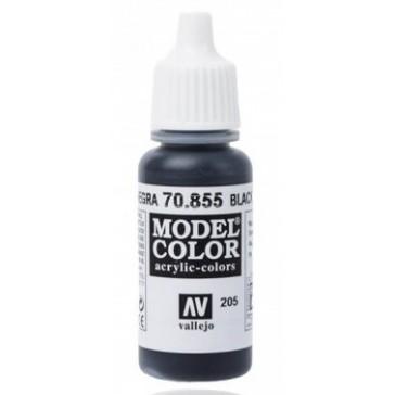 Peinture Acrylique Model Color (17ml) - Glaze Black Glaze