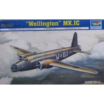 Welligton Mk Ic 1/72