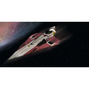 Obi-Wan's Jedi Starfighter 1:80