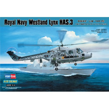 Royal Navy Westland Lynx HAS.3 1/72