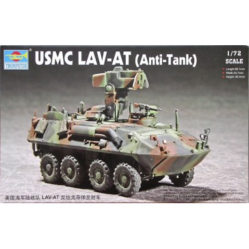 US LAV-AT Anti-Tank 1/72