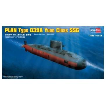 PLAN 039A Yuan Class Sub. 1/350