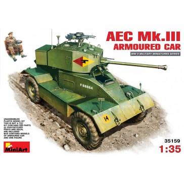AEC Mk 3 Armoured Car 1/35