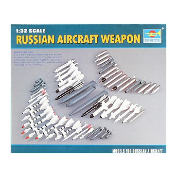 Russian Air. Weapon 1/32
