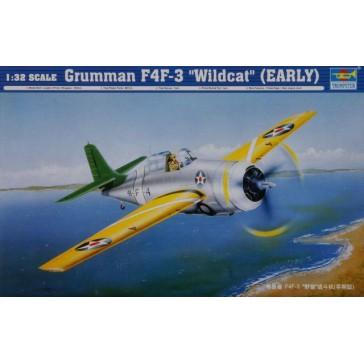 Grumman F4F3 Wildcat 1/32