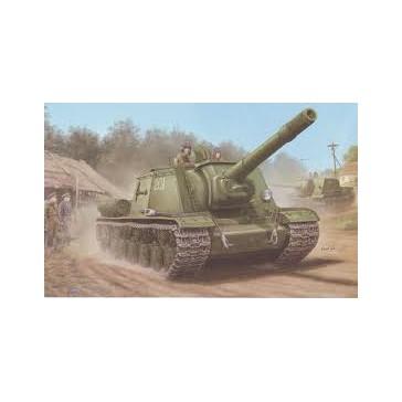 RusSoviet SU-152 Tank Late 1/35