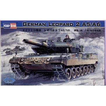 German Leopard 2 A5/A6 1/35