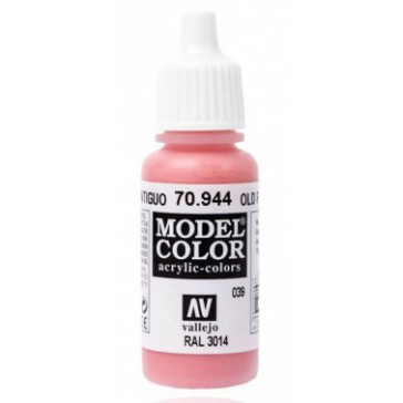 Acrylic paint Model Color (17ml) - Matt Old Rose