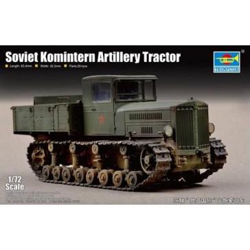 Soviet Komintern Artil.Tractor 1/72