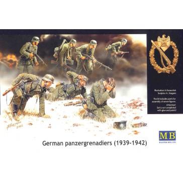 German Panzergrenadiers (7) 1/35