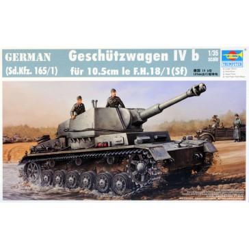 Sd.Kfz.165/1 Ie FH18 1/35