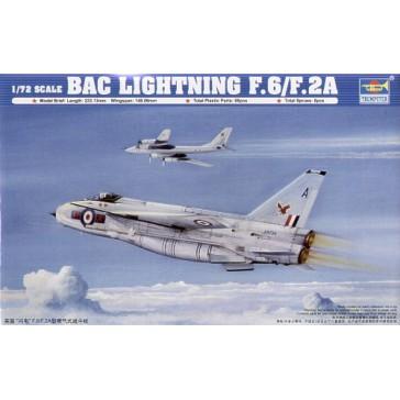 BAE Lightning F2A/F6 1/72