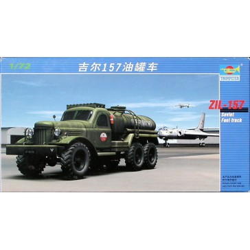 ZIL157 Fuel Truck 1/72